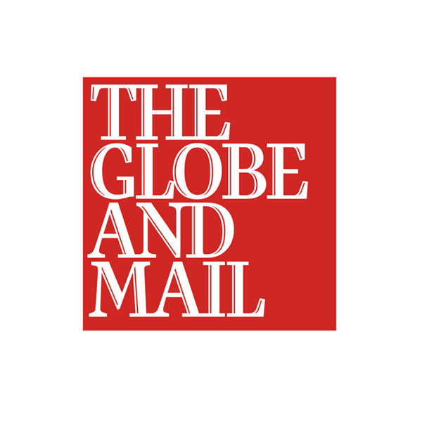 Glboe and Mail Logo